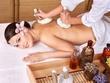 örtstämplings massage