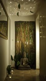 liten buddha korridor